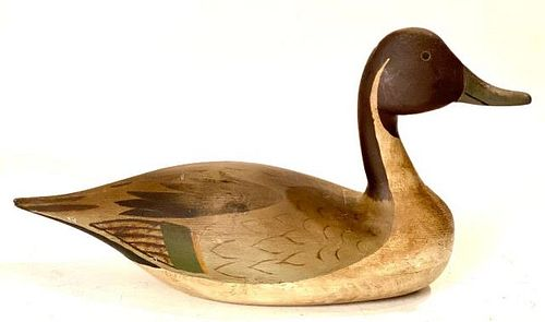 Pintail Drake High Head by George Combs Sr.