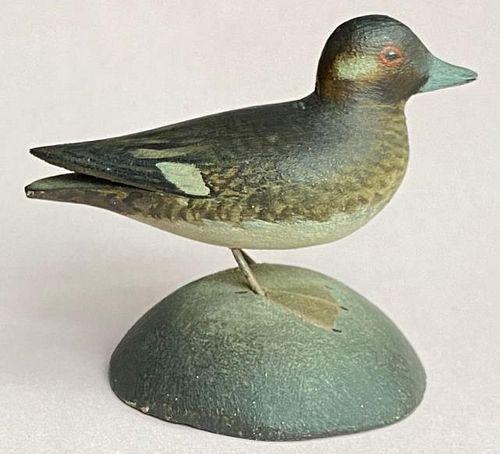 Miniature Bufflehead Hen - Crowell
