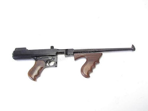 b259b689b Auto Ordnance Thompson Model of 1927 A5 by Wickliff Auctioneers ...