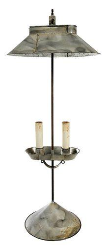 Jerry Martin Reproduction Tin Student Lamp