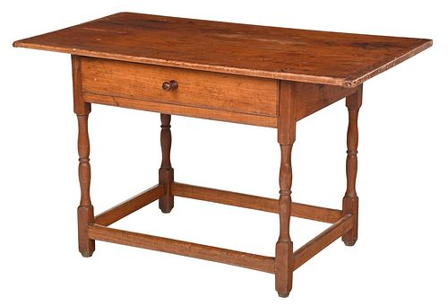 American William and Mary Tavern Table