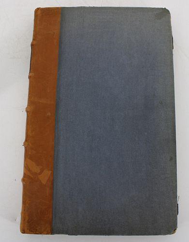 "Locke, John ""Concerning Humane Understanding"" 1695"