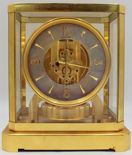 Jaeger LeCoultre Atmos Clock  Serial #31082