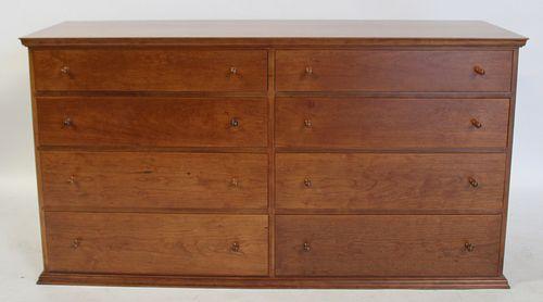 Thomas Moser Cherry Multi Drawer Dresser