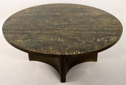"""LaVerne """"Eternal Forest"""" Coffee Table"""