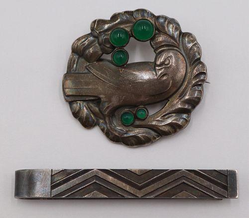 JEWELRY. Georg Jensen Sterling Jewelry.