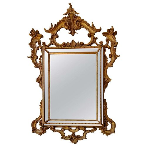 La Barge Italian Rococo Mirror
