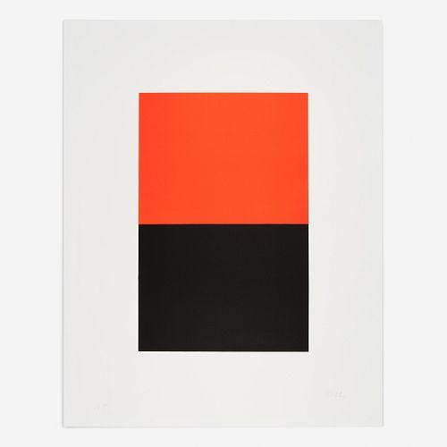 Ellsworth Kelly (American, 1923-2015) Untitled