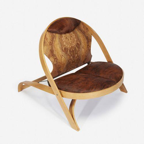 Richard Artschwager (American, 1923-2013) Chair/Chair, Vitra, Switzerland, designed 1987, produced 1990