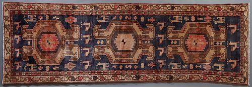 Semi-Antique Northwest Persian Carpet, 3' 5 x 10' 4.