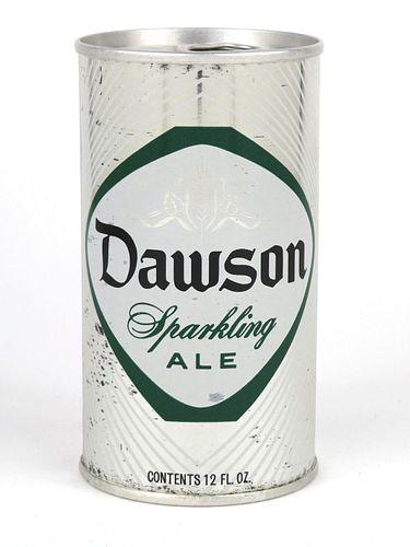 1967 Dawson Sparkling Ale 12oz Tab Top T58-22
