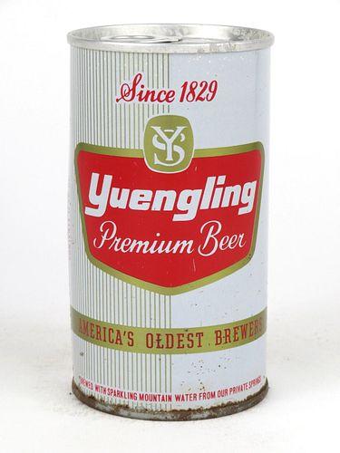 1967 Yuengling Premium Beer 12oz Tab Top T135-37