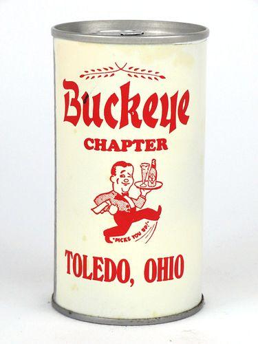 1978 Buckeye Chapter 4th Trade Session 12oz Tab Top No Ref.