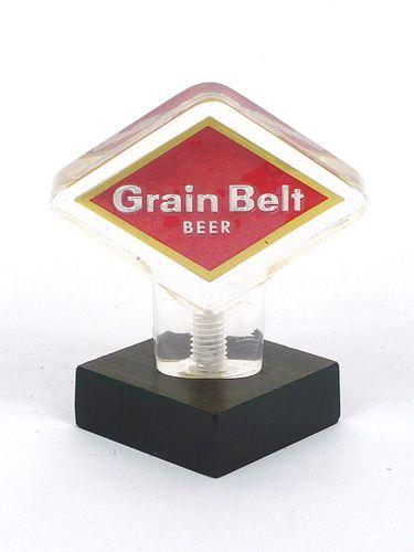 1967 Grain Belt Beer  Acrylic Tap Handle