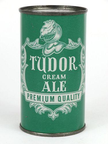 RARE! IRTP 1948 Tudor Cream Ale 12oz Flat Top 141-119