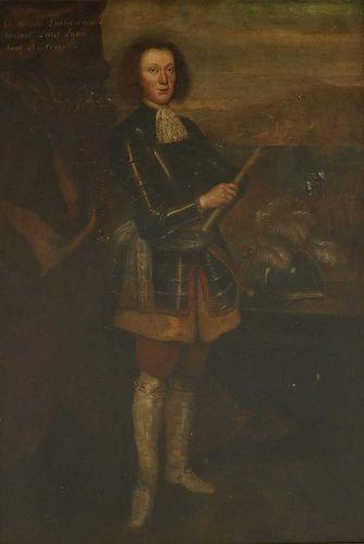 Scottish School, late 17th century