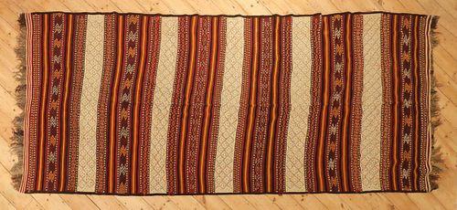 A North-West Persian kilim rug,