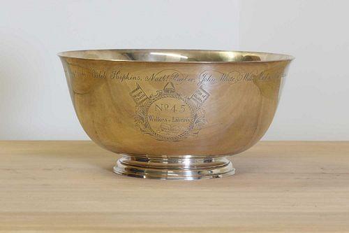 The Paul Revere Liberty Bowl,