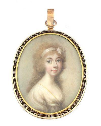 Abraham Daniel (c.1760-1806)