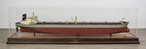 M/S Atland Shipbuilder's Model