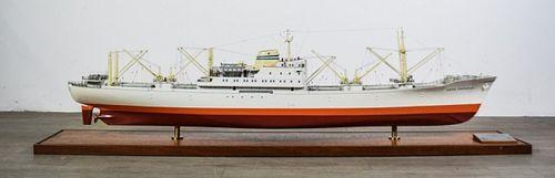 M/S Lake Ontario Shipbuilder's Model