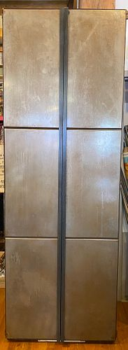 Industrial Tall Cabinet
