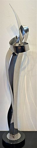 Alex Kveton Daffodil Sculpture 2/10