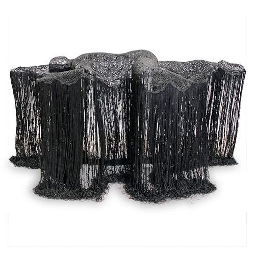 "Sarah Knouse (American) ""Cerement"" Sculpture"