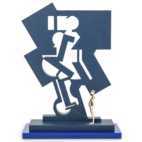 Ernest Trova (American.1927-2009) Gox Arch 4 Sculpture