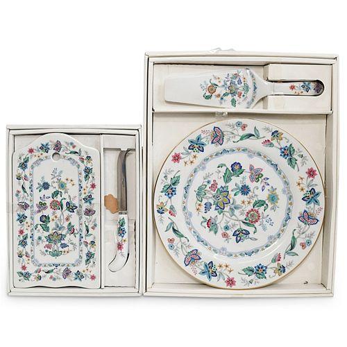 Andrea by Sadek Floral Porcelain Set