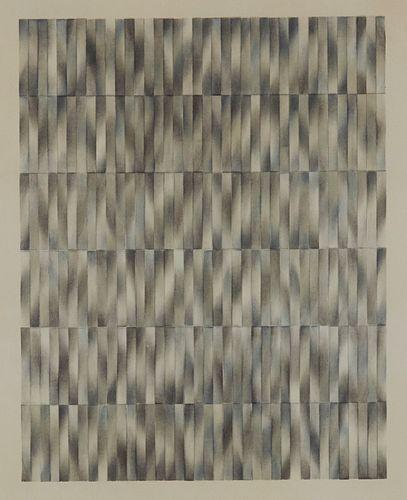 David Trowbridge Lithograph/Screenprint 1974