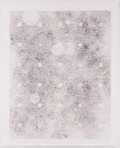 "Sabina Ott ""Mater Rosa III"" Lithograph 1991"