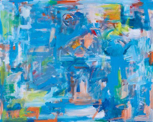 "seangarrison ""Walking on Air"" Painting"