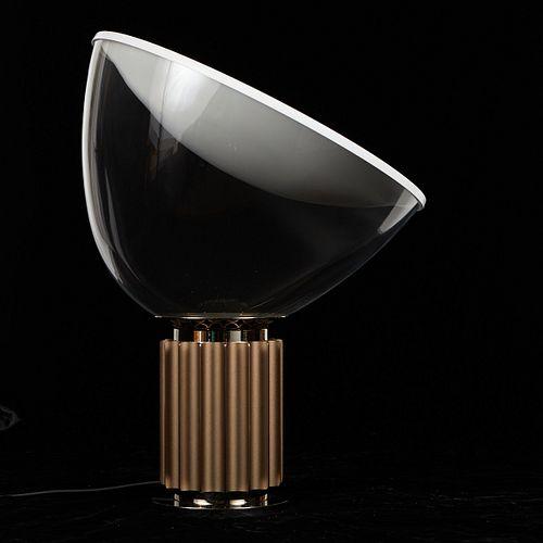 Large Castiglioni Mid-Century Taccia Flos Lamp