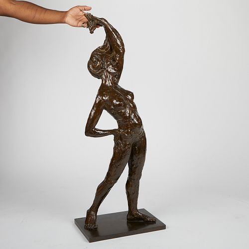 "Large Paul Granlund ""Dawn"" Sculpture 1985"