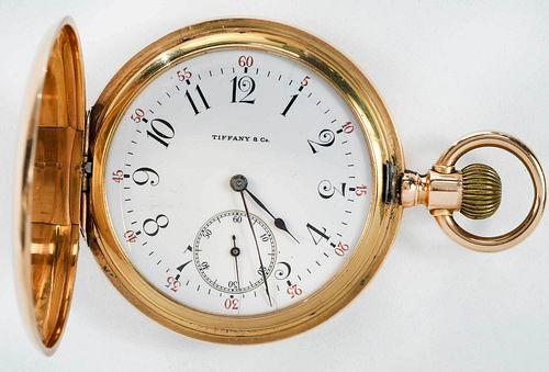 Tiffany & Co. 18kt. Pocket Watch