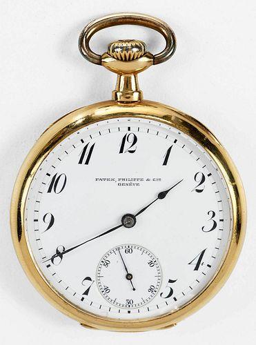Patek Philippe 18kt. Pocket Watch