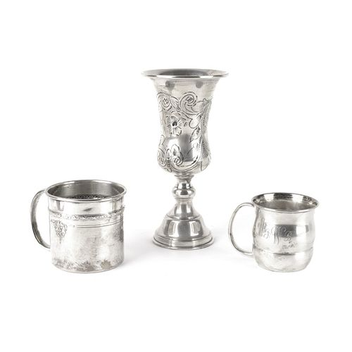 Sterling Silver Cups