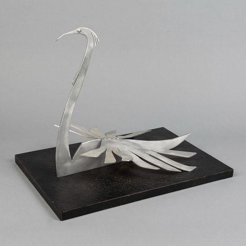 Bernard Petlock, Maquette for a Swan