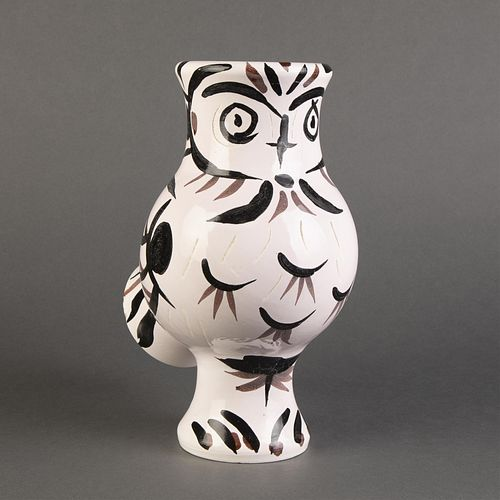 Pablo Picasso, Wood Owl, 1968