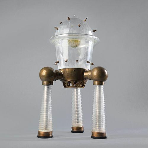 Rik Allen, Untitled (Rocket Ship)