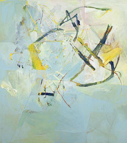 Noel Bennett, Untitled (Abstraction)