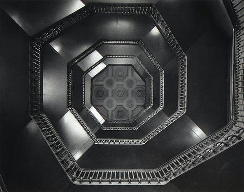 William Clift, Staircase, Philadelphia City Hall, Pennsylvania