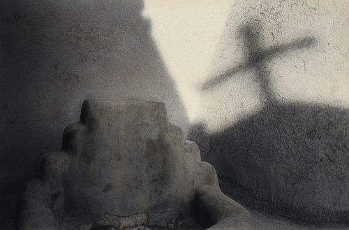 Duane Monczewski, Untitled (Shadow of the Cross)