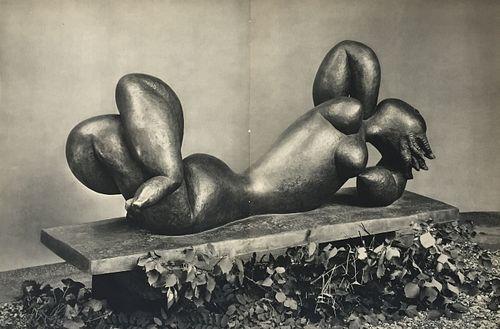 Henri Laurens - Nu Couche