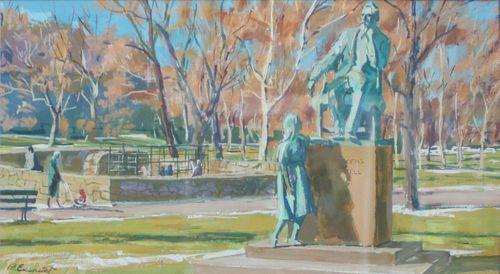 Benjamin Eisenstat - Clark Park (Dickens and Little