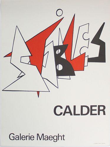 Alexander Calder - Stabiles