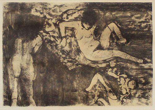 Edgar Degas (After) - Les Femmes