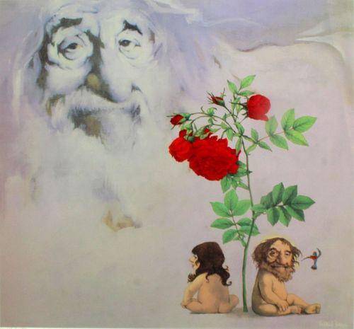 Charles Bragg - The Garden of Eden