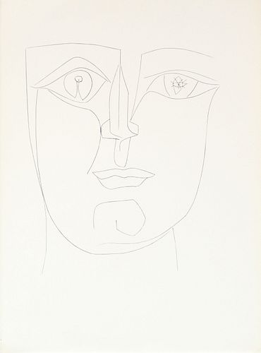 """Pablo Picasso - Untitled II from """"Carmen"""""""